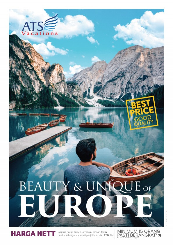 BEAUTY & UNIQUE OF EUROPE