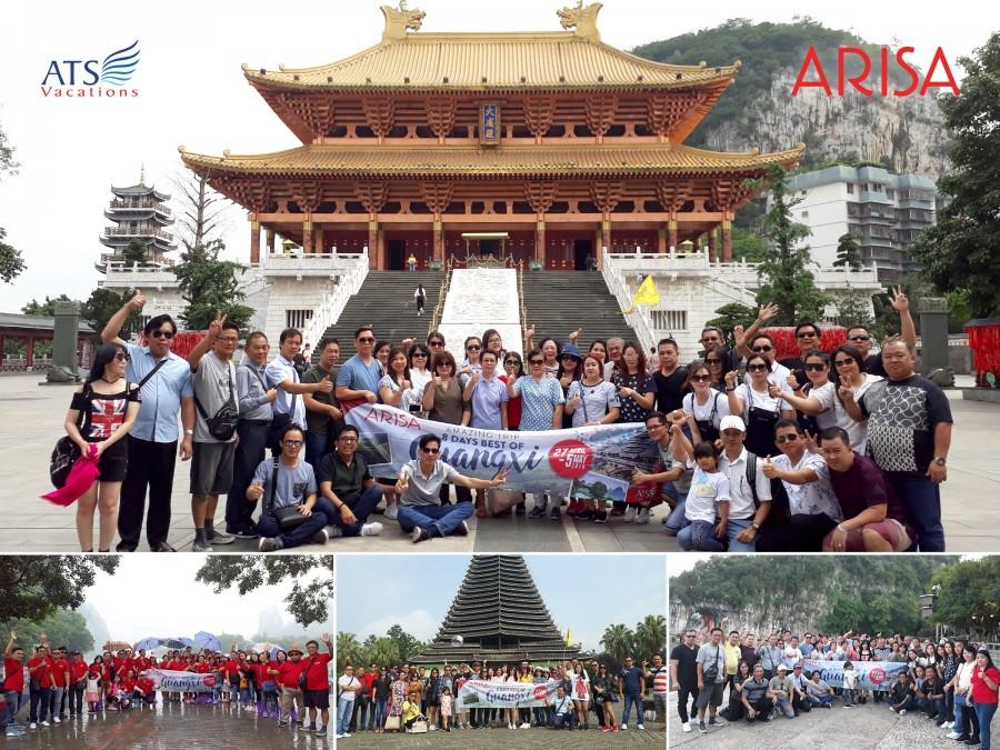 ARISA CHINA