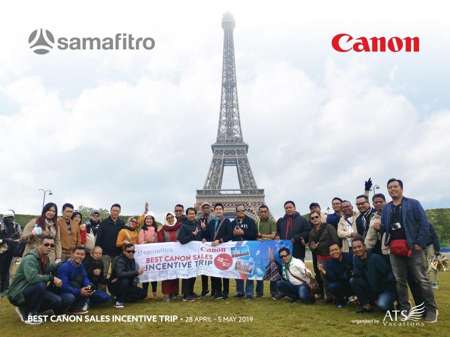 Canon Samafitro Europe