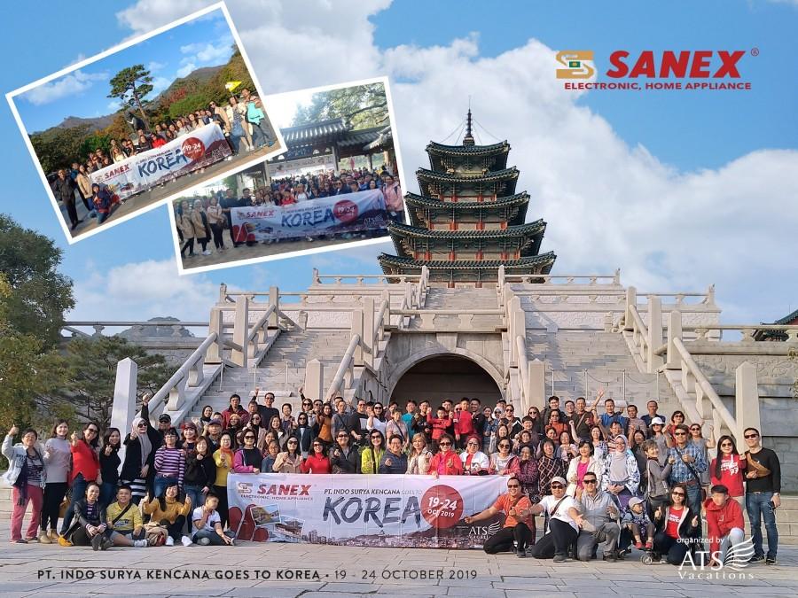 Sanex Korea