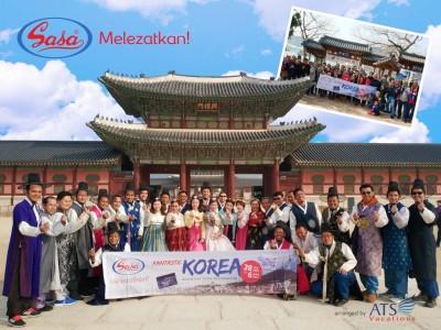 SASA INTI KOREA