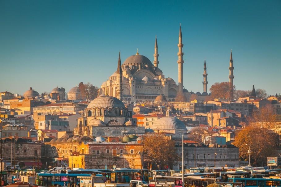 8 HARI - BEST OF TURKEY + CAPPADOCIA CITY TOUR