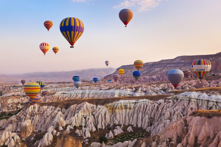 08D BEST OF TURKEY + CAPPADOCIA CITY TOUR