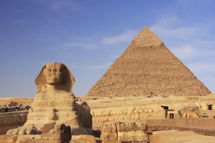 07D ANCIENT EGYPT - THE VALLEY OF THE KING BY EY