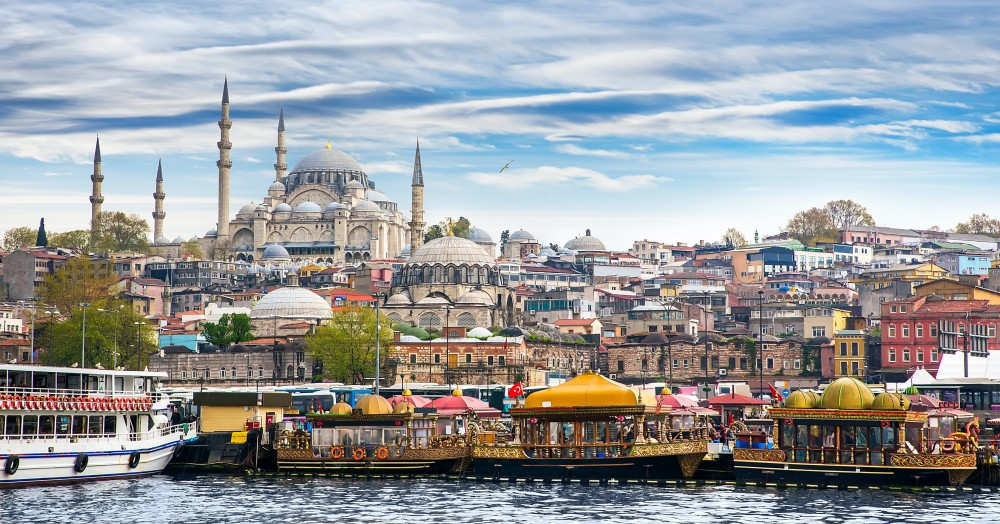 11D BEST OF TURKEY + BOSPHORUS CRUISE